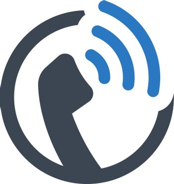 Call connection icon