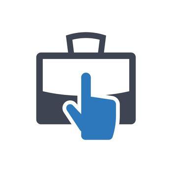 Job choice icon