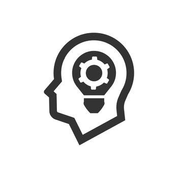 Efficient thinking icon