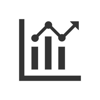 Growth report icon