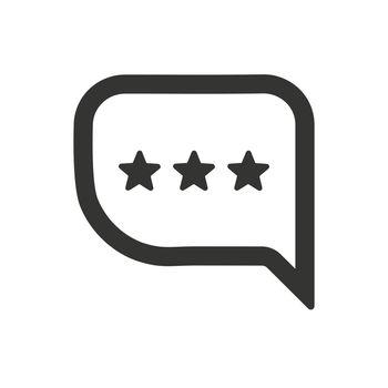 Feedback, Rating Icon