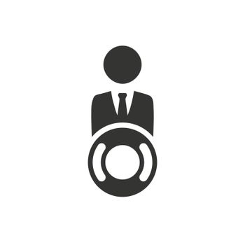 Business Help Icon