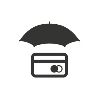 Credit Card Protection Icon