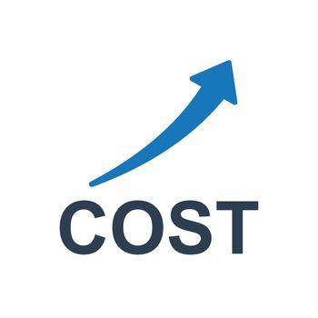 Cost Increase Icon