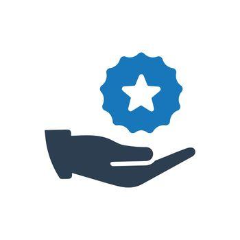 Certificate Reward Icon