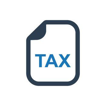 Income Tax Report Icon