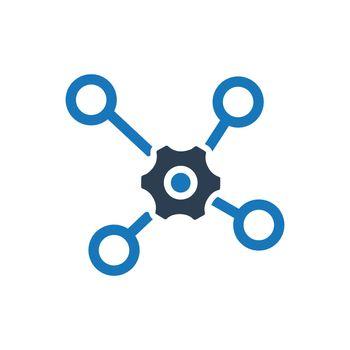 Remote Connection Icon