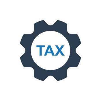 Tax Service Icon