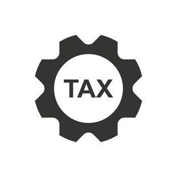 Income Tax Service Icon