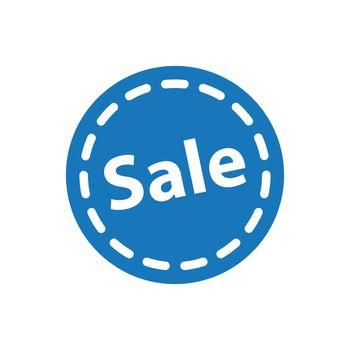 for Sale Sticker Icon