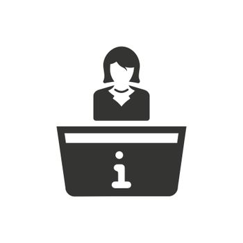 Information Desk Icon