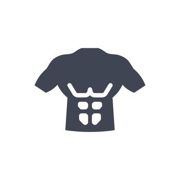 Body abs icon