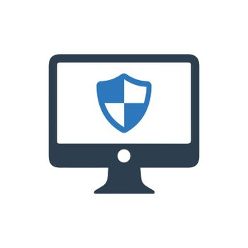 Cyber Security Icon