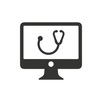 Online Doctor Icon