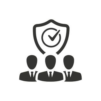 Group Insurance Icon