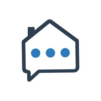 Real Estate Support Icon