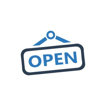 Shop Open Icon