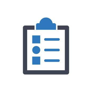 Survey list icon