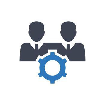 Consultant team icon