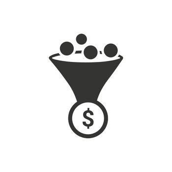 Coin Conversion Icon