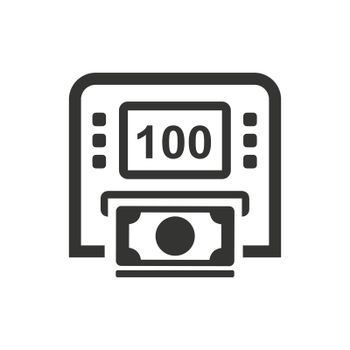 ATM Cash out Icon