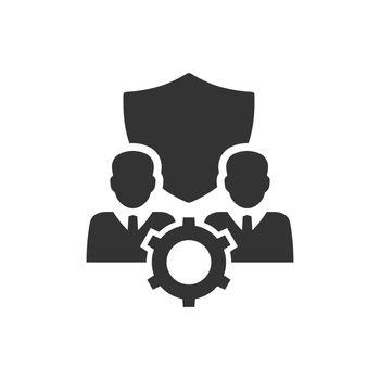 employee insurance icon