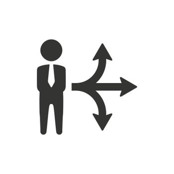 Businesses Direction Icon