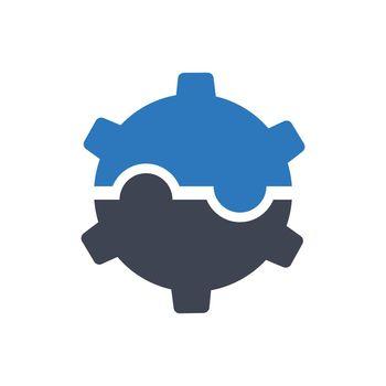 Solution planning icon