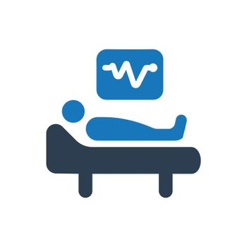 Medical Supervision Icon