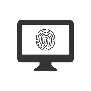 Fingerprint Protection Icon