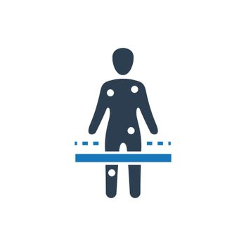 Medical Scan Icon