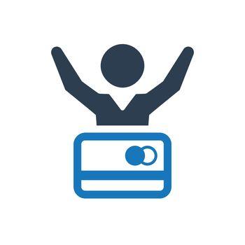 Debt Relief Icon