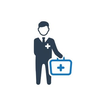 On Call Doctor Icon