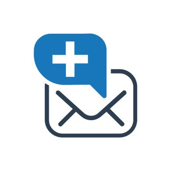 Medical Mail Icon