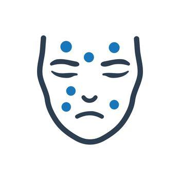 Facial Spot Icon