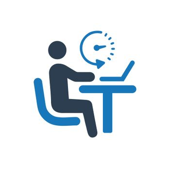 Office Workplace Icon