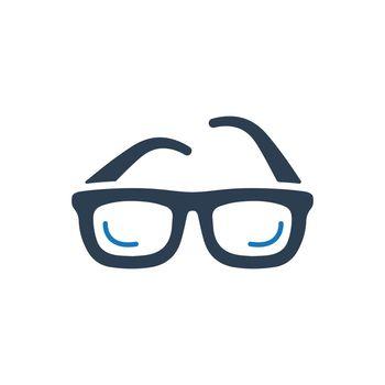 Eye Glass Icon