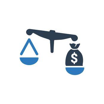 Money Balance Icon