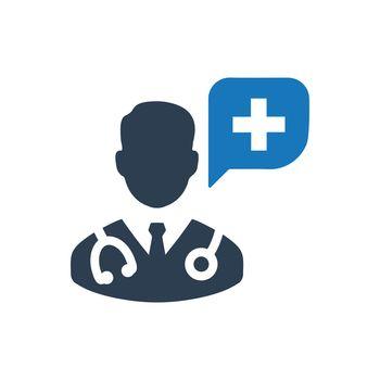 Healthcare Support Icon