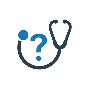 Healthcare Question Icon