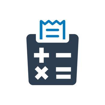 Tax Calculator Icon