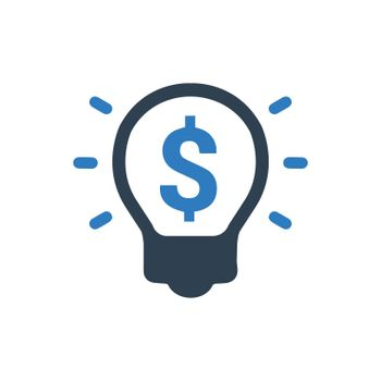 Financial Solution Icon