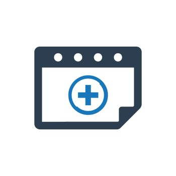 Doctor Appointment Schedule Icon