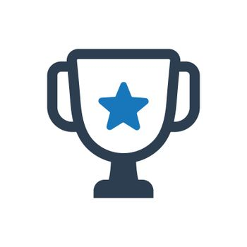 Trophy, Victory Icon