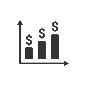 Financial Profit Icon