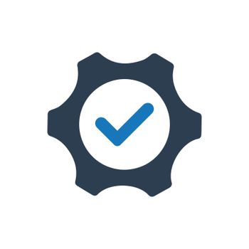 Solution, support icon