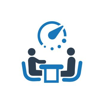 Business Meeting Icon