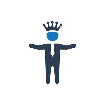 Business Winner Icon