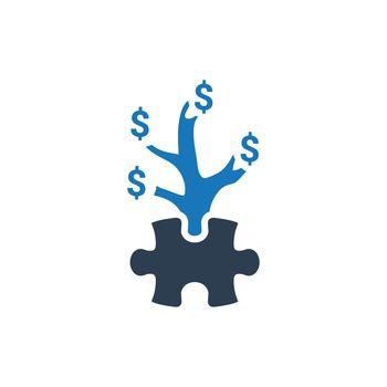 Strategic Investment Icon