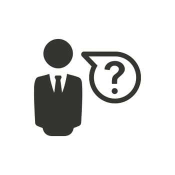 Business Question Icon